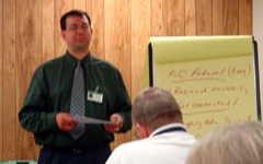 Patrick Nehring teaching